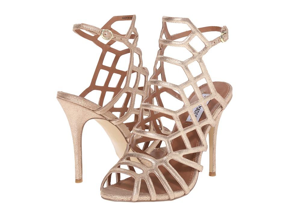 Steve Madden Slithur (Gold) High Heels