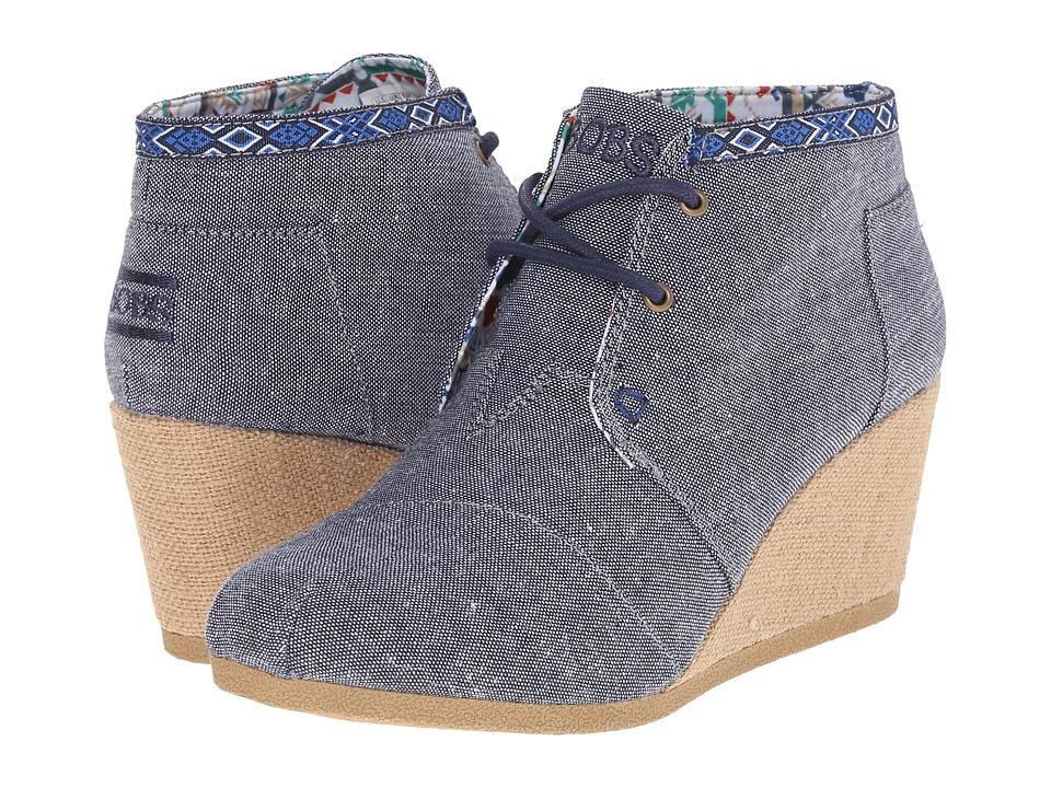 BOBS from SKECHERS High Notes (Navy) Women