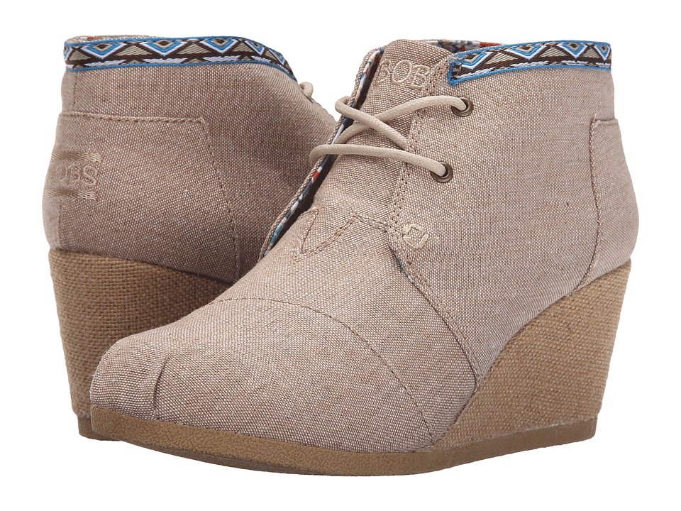 BOBS from SKECHERS High Notes (Taupe) Women