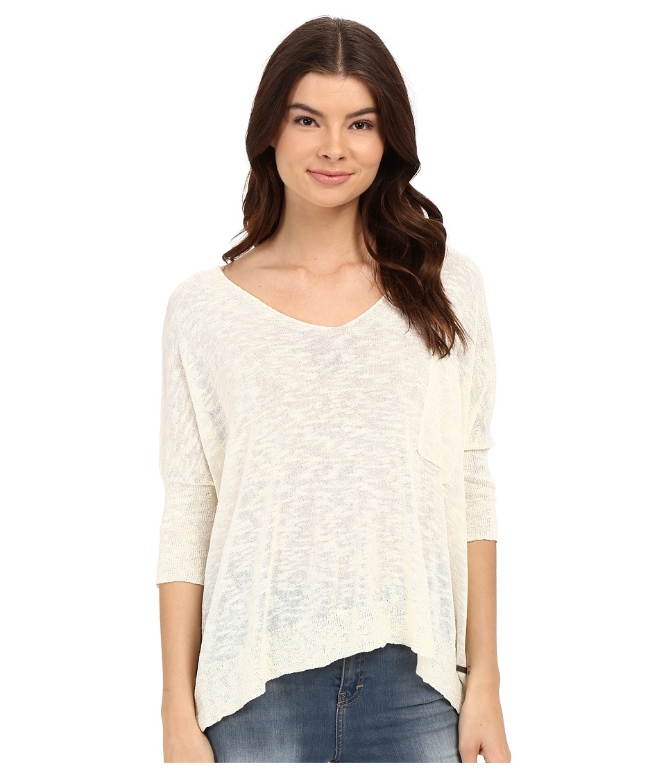 Roxy - Silverwood Lookout Sweater (Sand Piper) Women's Sweater
