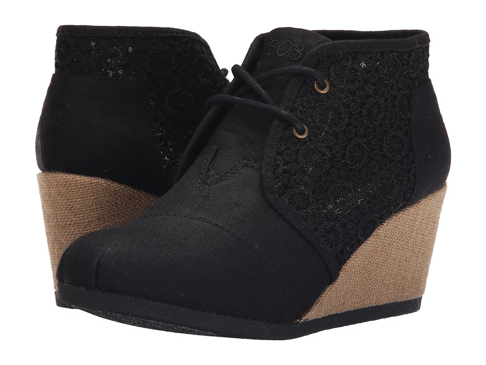 BOBS from SKECHERS High Notes Rocket (Black) Women