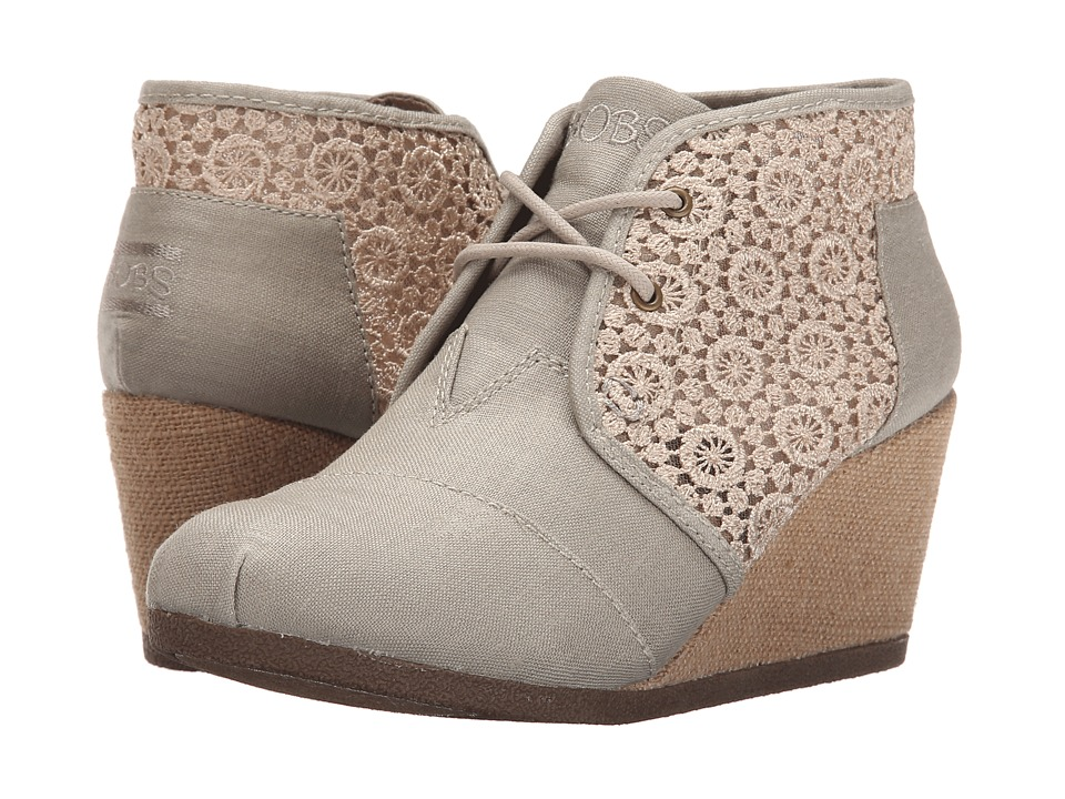 BOBS from SKECHERS High Notes Rocket (Taupe) Women