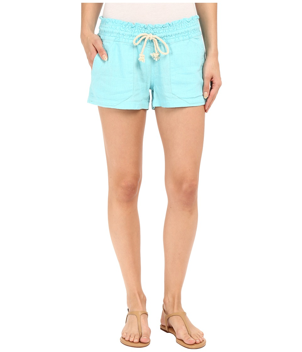 Roxy - Oceanside Shorts (Blue Radiance) Women