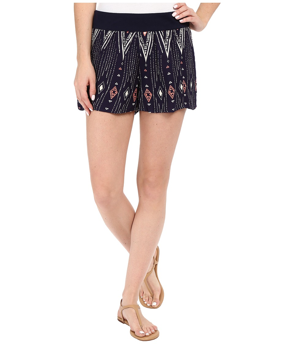 Roxy - Sonic South Shorts (Geo Carpet Combo/Sand Piper) Women's Shorts