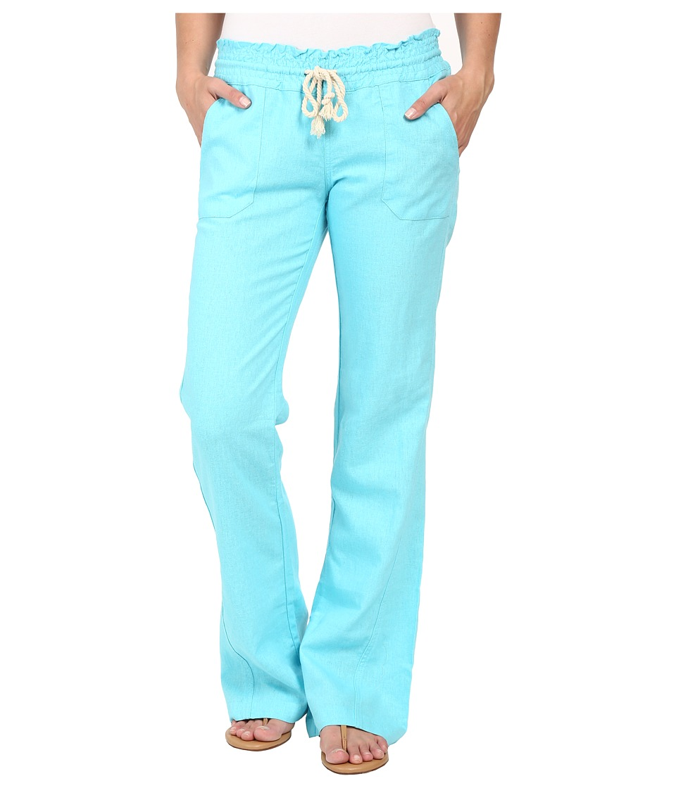 Roxy - Ocean Side Pant (Blue Radiance) Women's Casual Pants