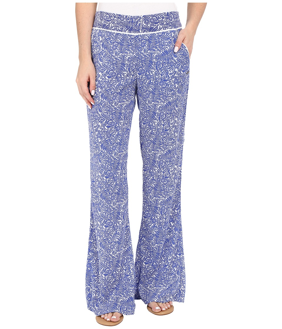 Roxy - Summer Sessions Pants (Majorelle Garden Combo/Seaspray) Women's Casual Pants