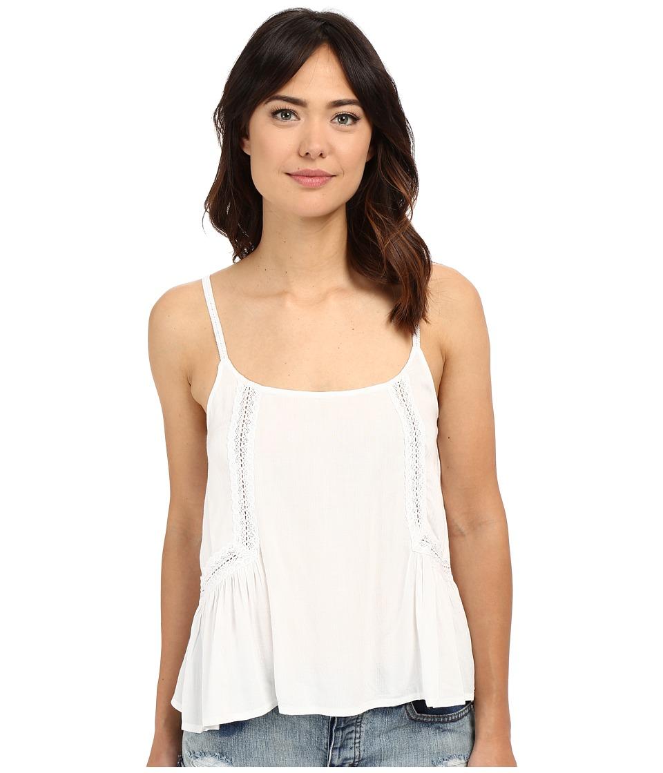 Volcom - Starfish Top (White) Women's Sleeveless