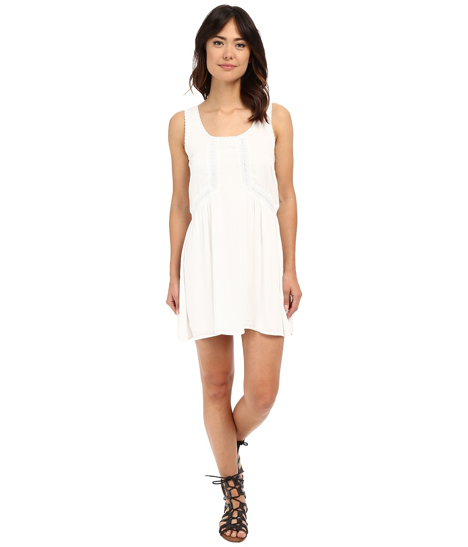 Volcom - Starfish Dress (White) Women's Dress