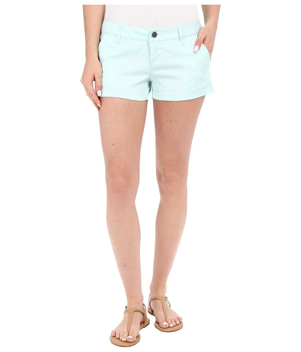 Volcom - Frochickie 2.5 Shorts (Bleached Aqua) Women's Shorts