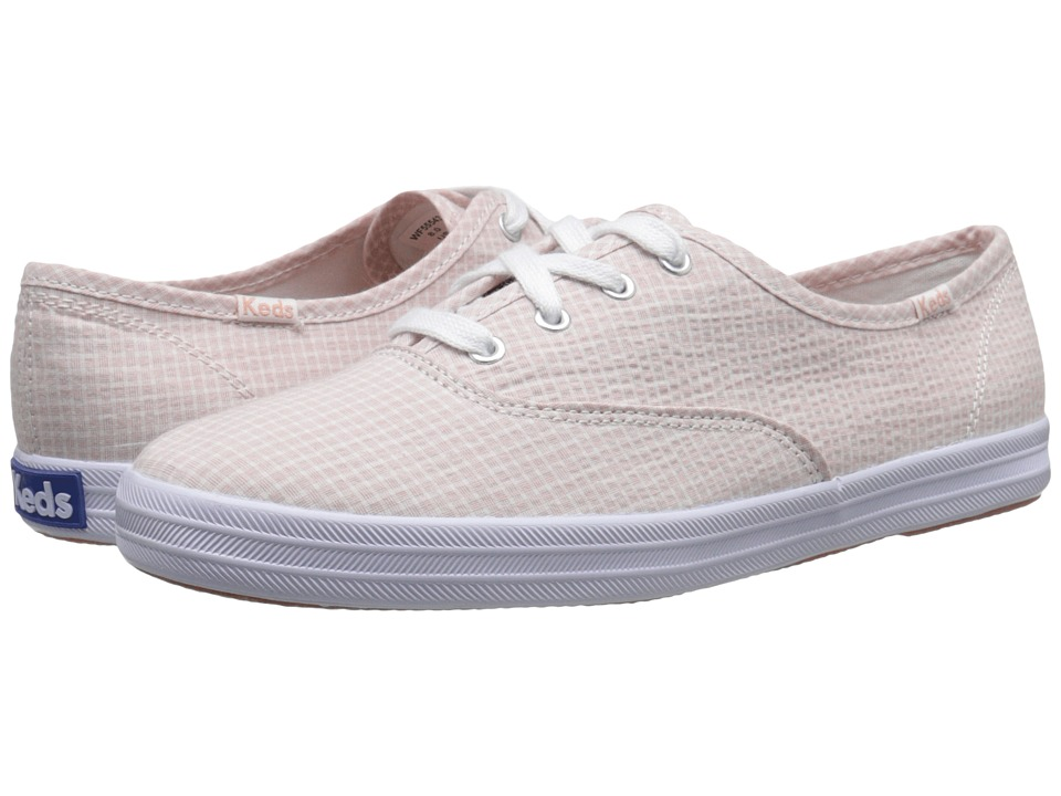 Keds Champion Shirting (Tan) Women
