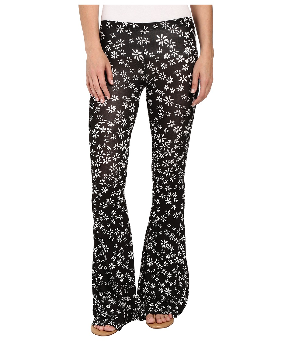 Volcom - Desert Daisy Pants (Black Combo) Women's Casual Pants