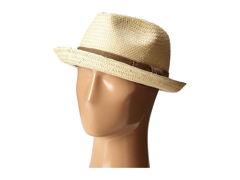 Brixton - Castor (Bone) Traditional Hats