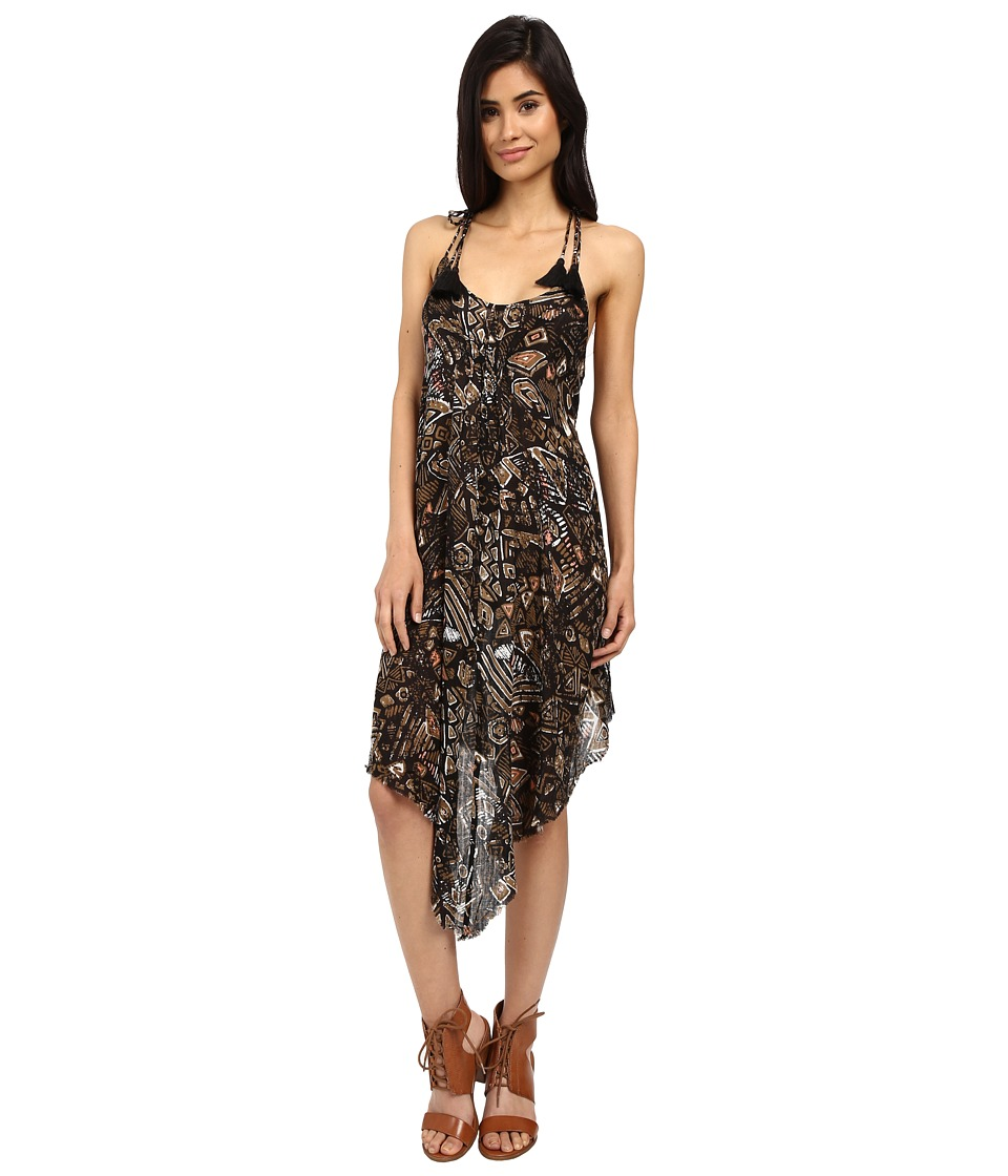Volcom - Twist Dress (Black) Women's Dress
