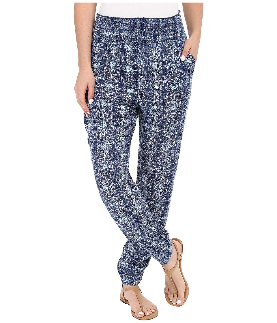 Volcom - Twist Pants (Bright Blue) Women's Casual Pants