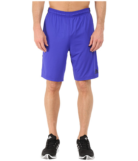 adidas - TI 3s Solid Shorts (Night Flash/Night Flash/Collegiate Heather) Men