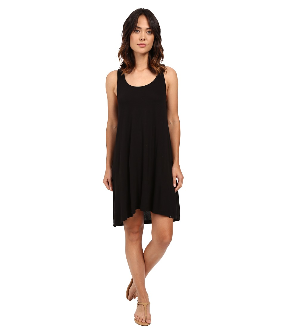 Volcom - Constellation Dress (Black) Women's Dress