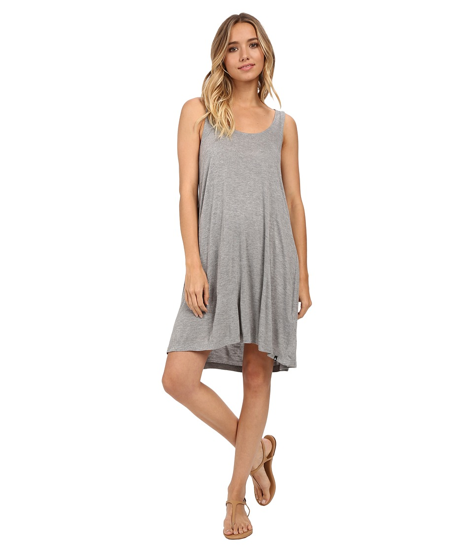 Volcom - Constellation Dress (Heather Grey) Women's Dress