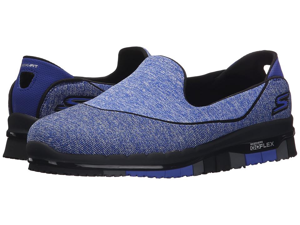 SKECHERS Performance - Go Flex - Stride (Royal/Blue) Women's Shoes