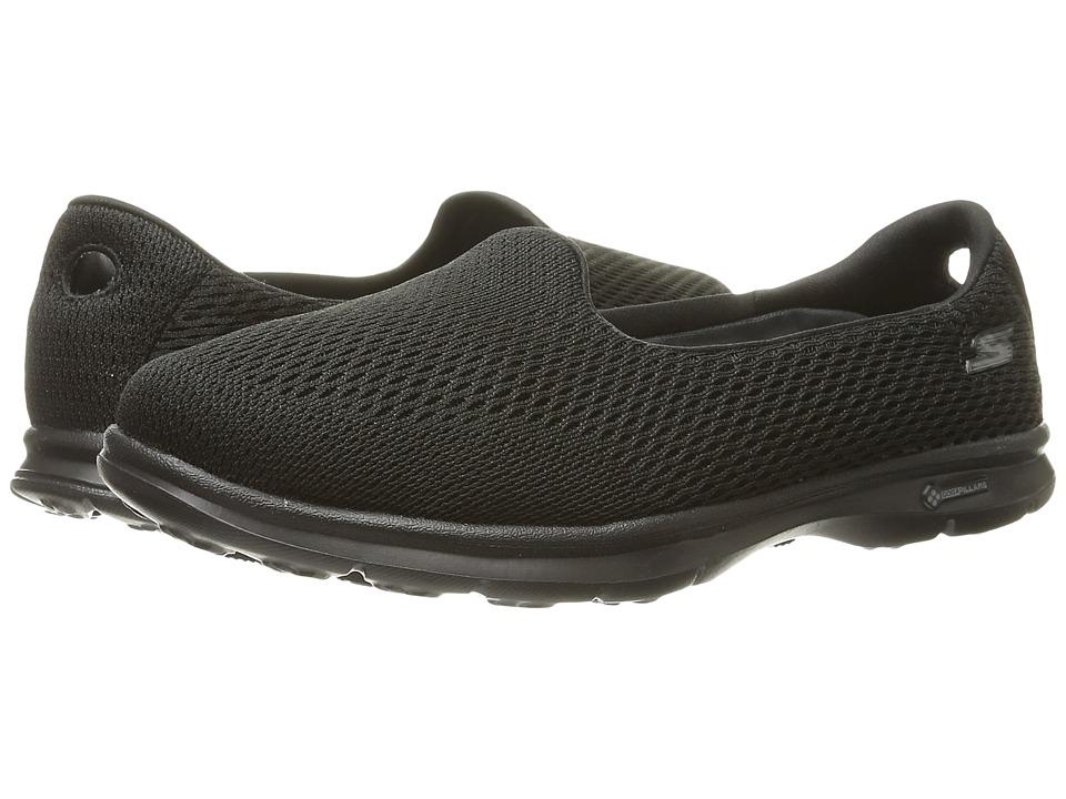 SKECHERS Performance - Go Step - Shift (Black) Women's Shoes