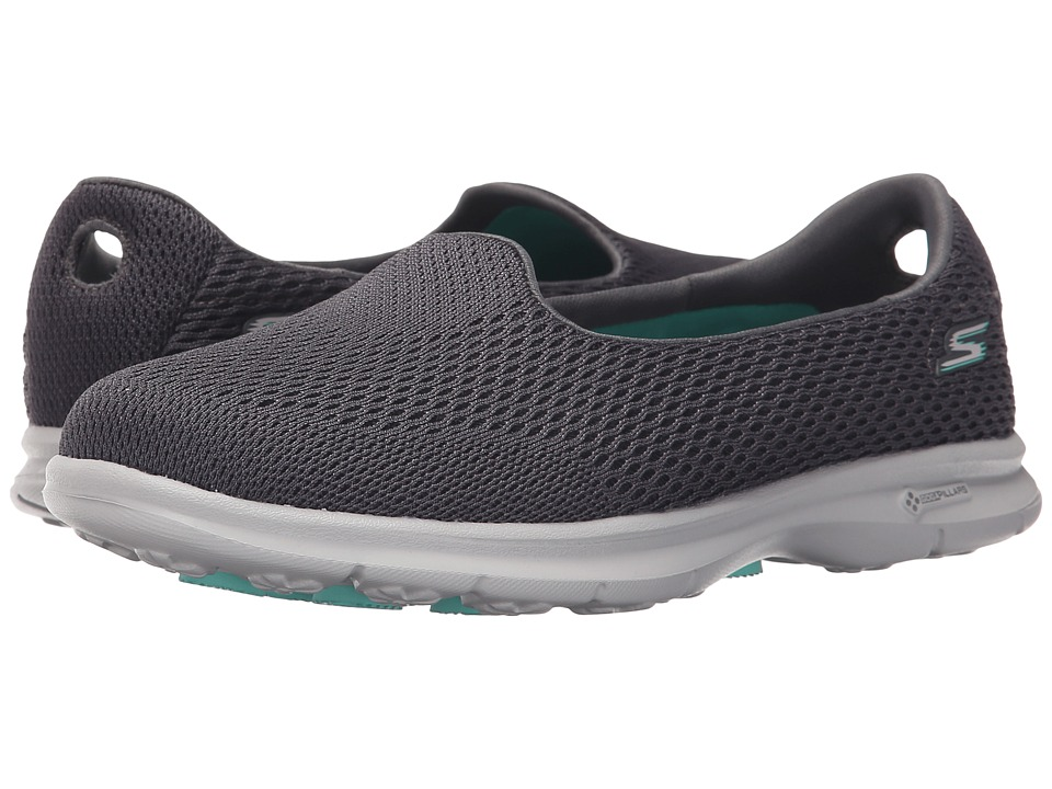 SKECHERS Performance - Go Step - Shift (Charcoal) Women's Shoes