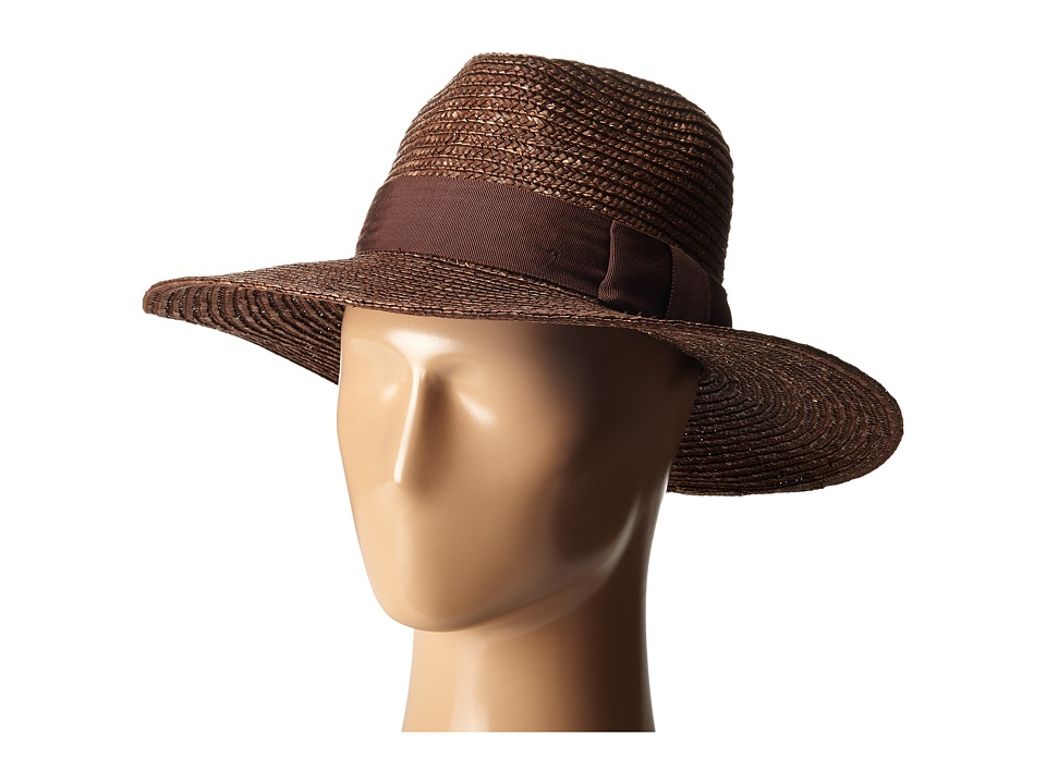 Brixton - Joanna Hat (Brown) Caps