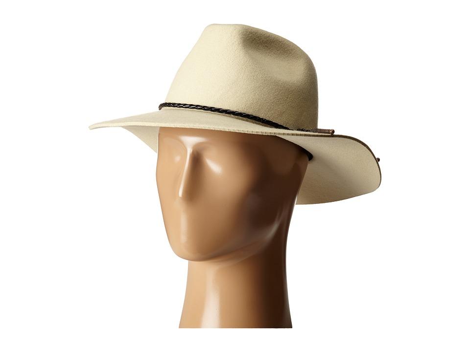 Brixton - Tucson Fedora (Bone) Fedora Hats