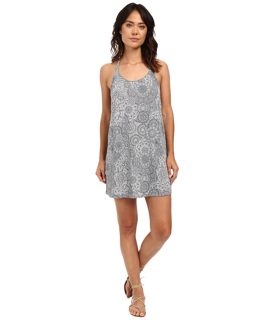 Hurley - Dri-FIT T-Back Dress (Heather Grey) Women's Dress