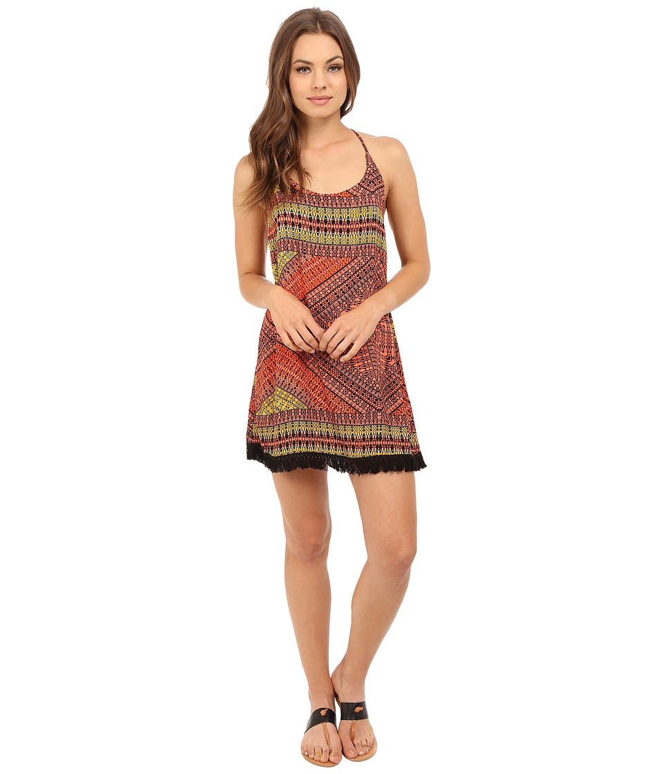 Hurley - Sable Dress (Bright Mango T) Women's Dress