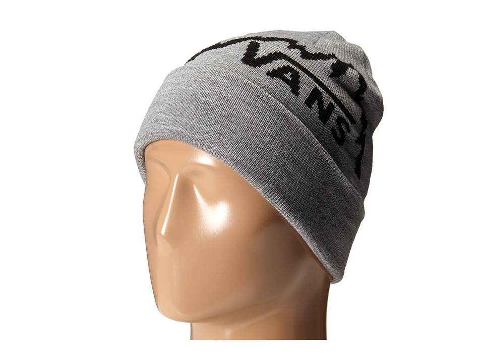 Vans - Range Beanie (Heather Grey) Beanies