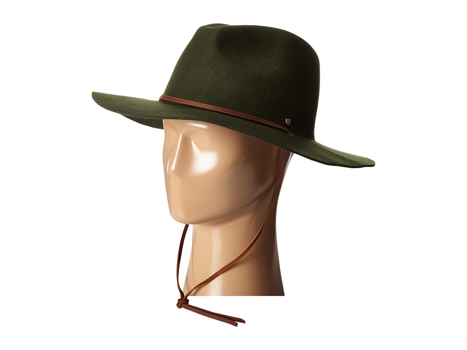 Brixton - Mayfield II Hat (Moss) Caps
