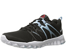 Reebok RealFlex Train 4.0 (Black/Zee Blue/White)