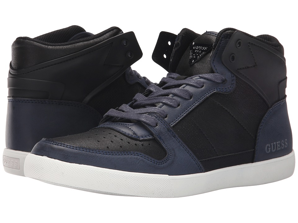 GUESS Jaleel (Dark Blue) Men