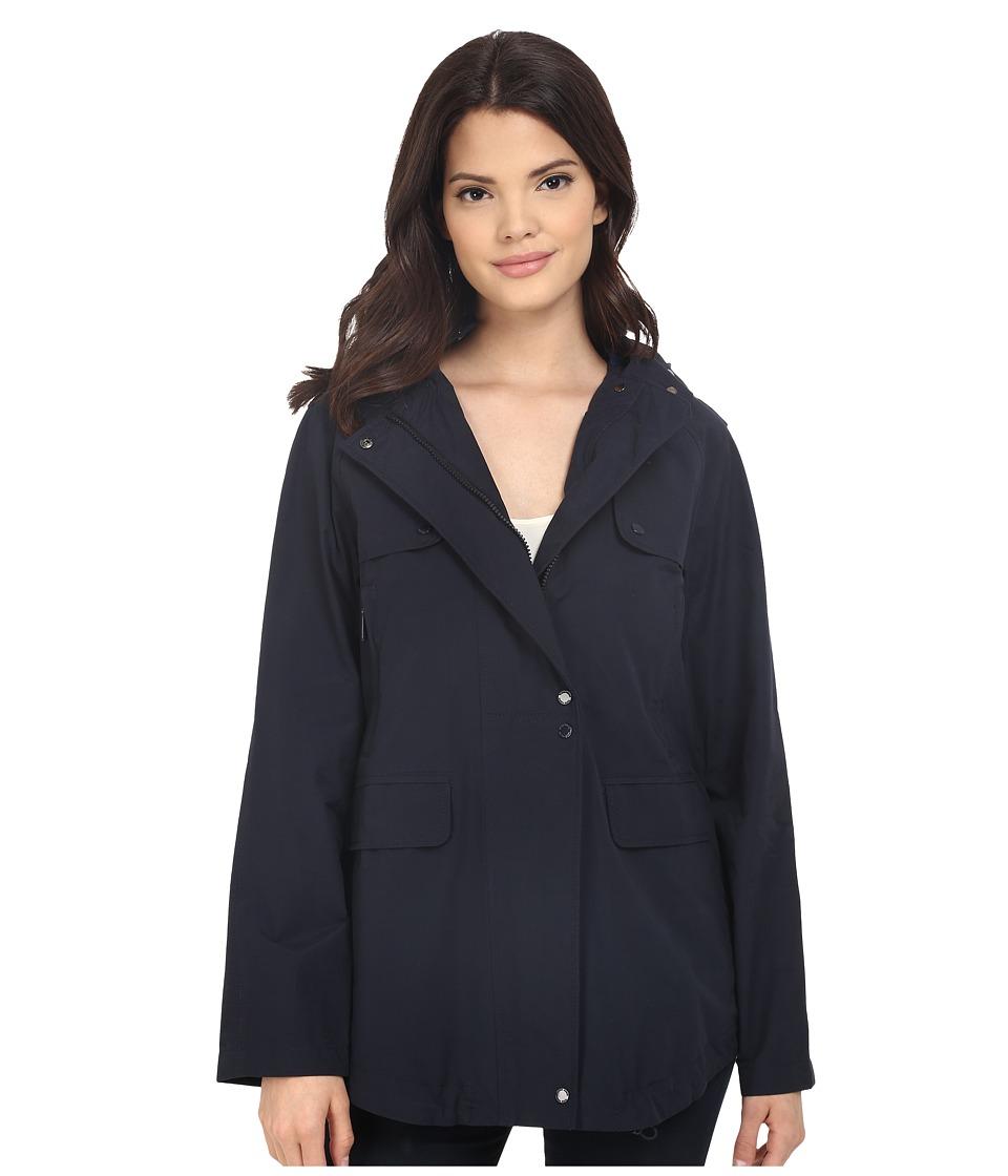 Vince Camuto - Cotton Blend Parka K8441 (Midnight) Women's Coat