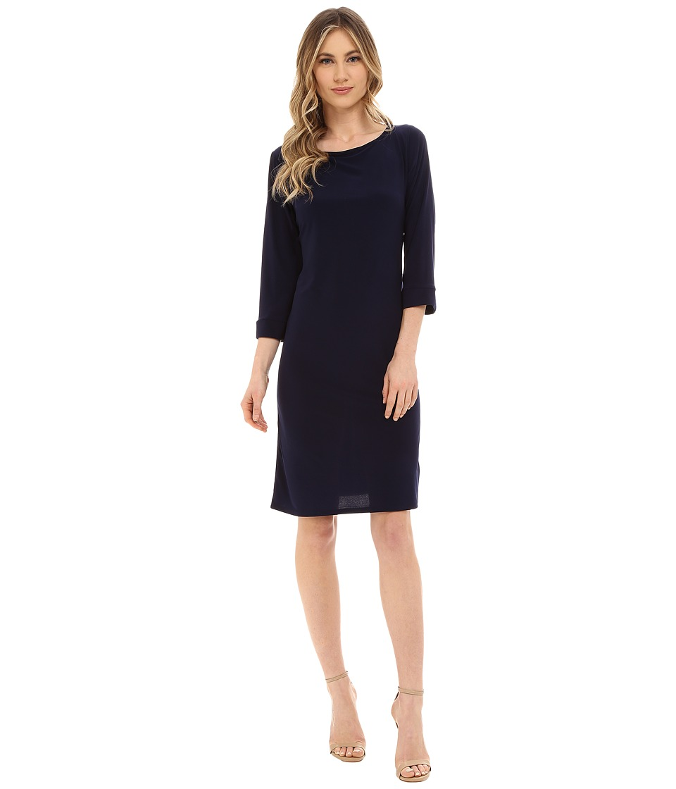 rsvp - Susan Shift Dress (Navy) Women's Dress