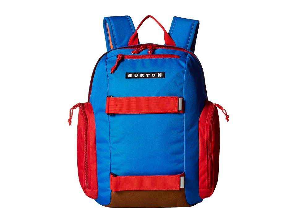 Burton - Metalhead Backpack (Little Kid/Big Kid) (Parker Color Block) Backpack Bags