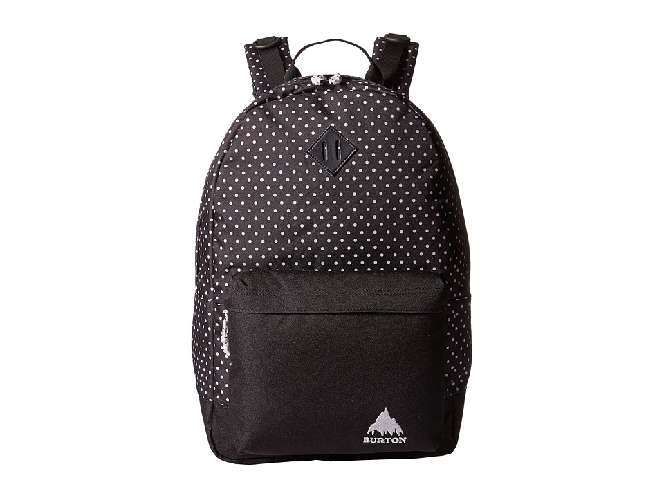 Burton - Kettle Pack (Black Polka Dot) Day Pack Bags