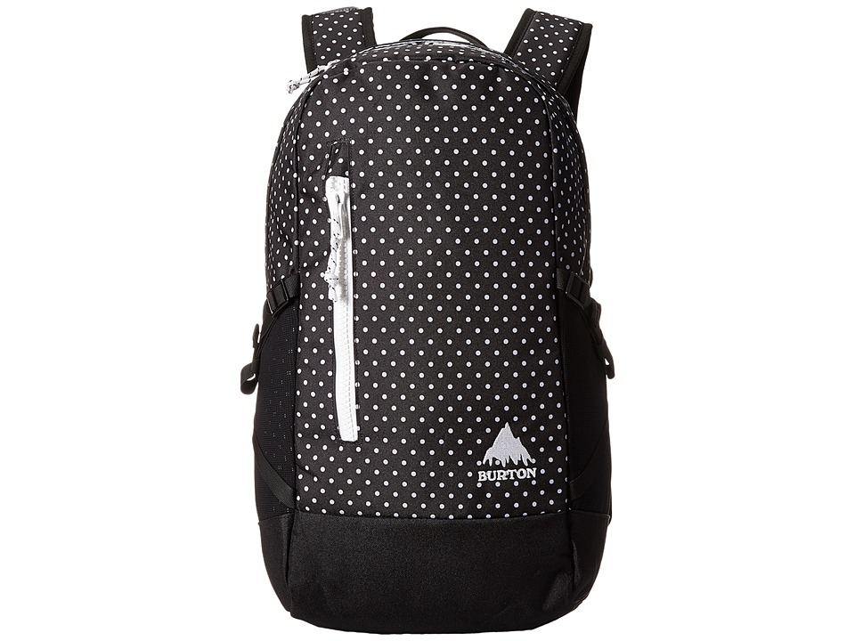 Burton - Prospect Backpack (Black Polka Dot) Backpack Bags