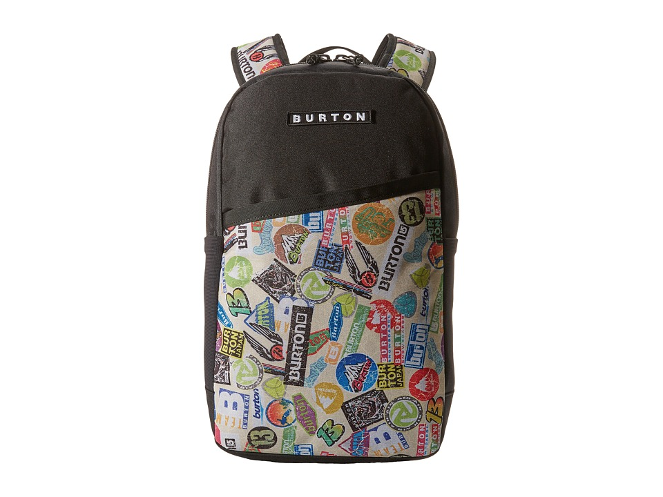 Burton - Apollo Backpack (Sticker Print) Backpack Bags