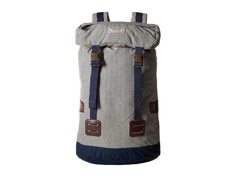 Burton - Tinder Pack (Ticking Stripe) Backpack Bags