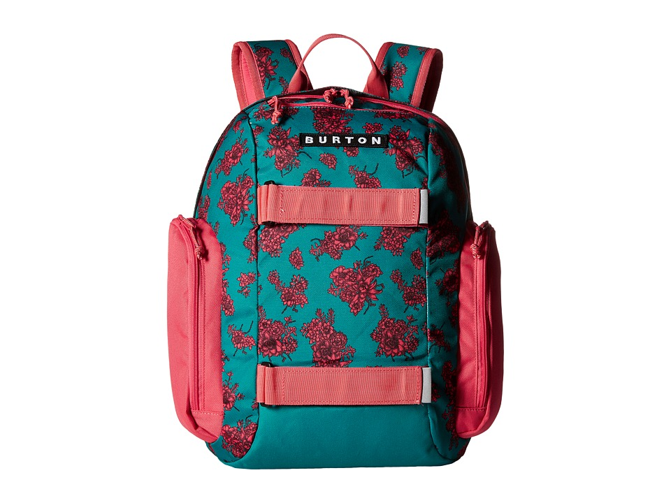 Burton - Metalhead (Little Kid/Big Kid) (Paradise Succulent) Day Pack Bags