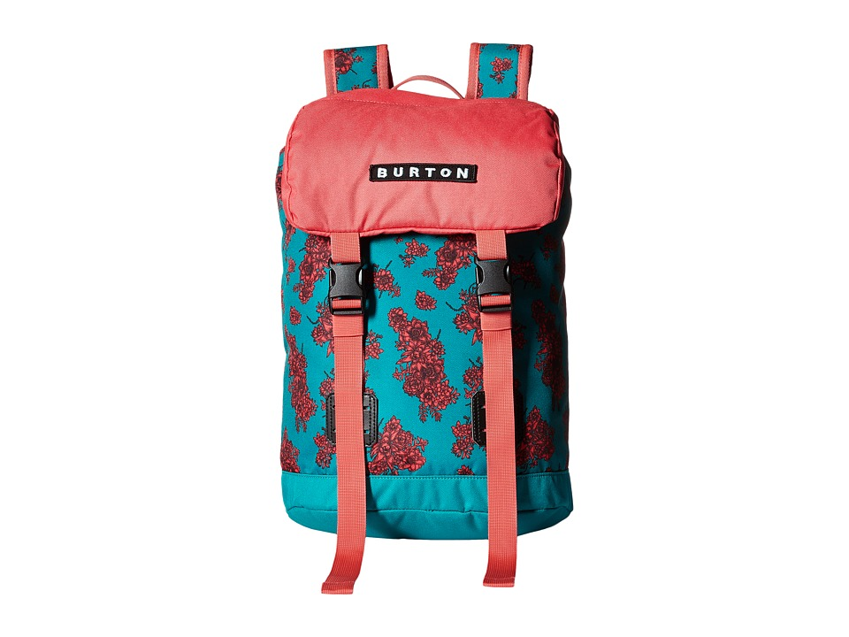 Burton - Tinder Pack (Little Kid/Big Kid) (Paradise Succulent) Day Pack Bags