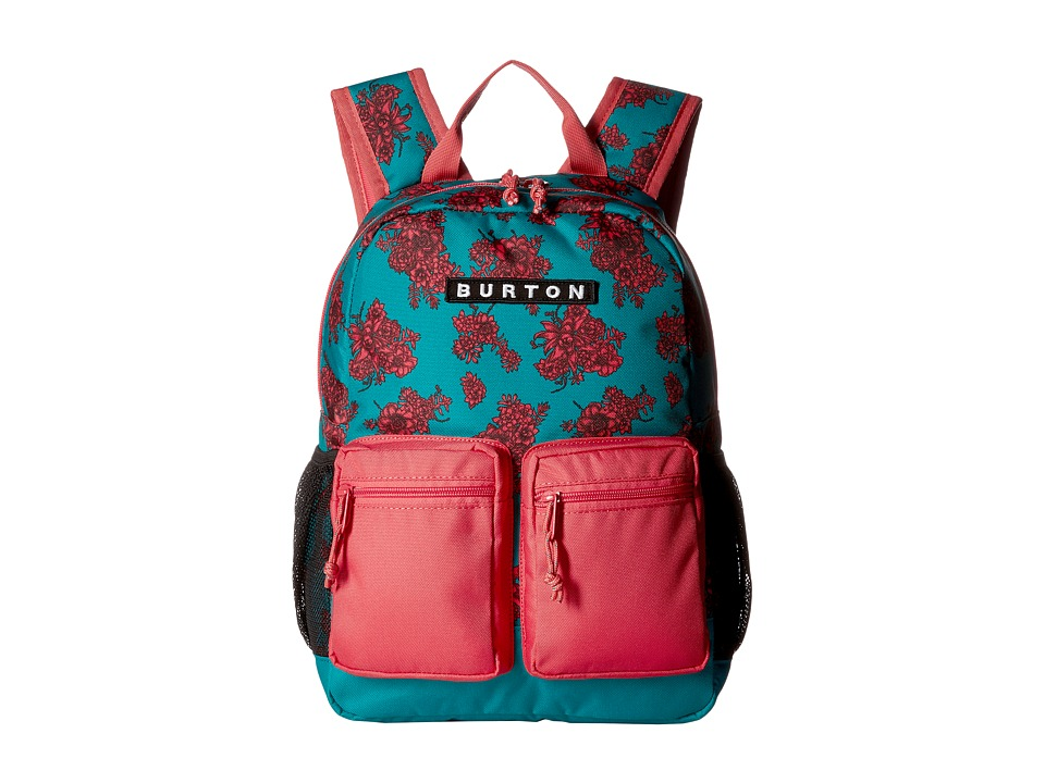 Burton - Gromlet Pack (Little Kid/Big Kid) (Paradise Succulent) Day Pack Bags