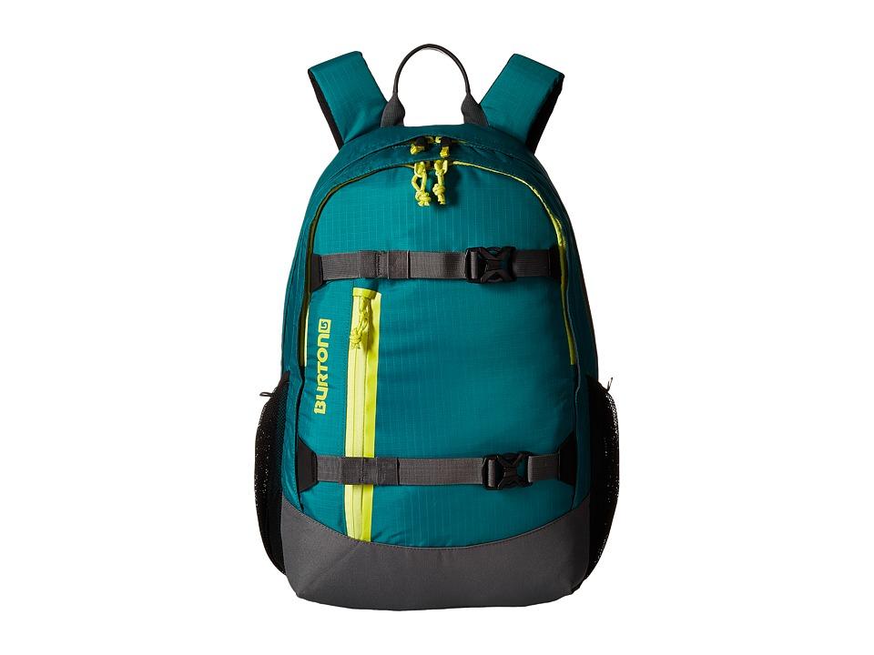 Burton - Dayhiker 25L (Bluegrass Ripstop) Day Pack Bags