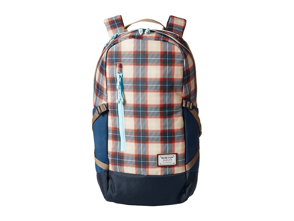 Burton - Prospect Pack (Sunset Plaid) Backpack Bags