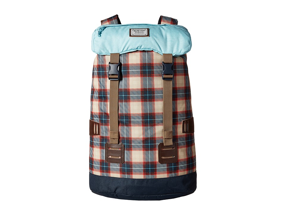 Burton - Tinder Pack (Sunset Plaid) Day Pack Bags