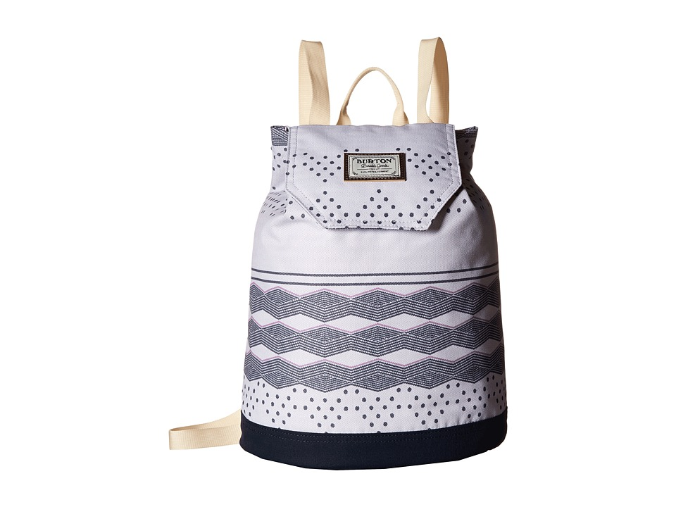 Burton - Parcel Pack (Ethnic Stripe) Day Pack Bags