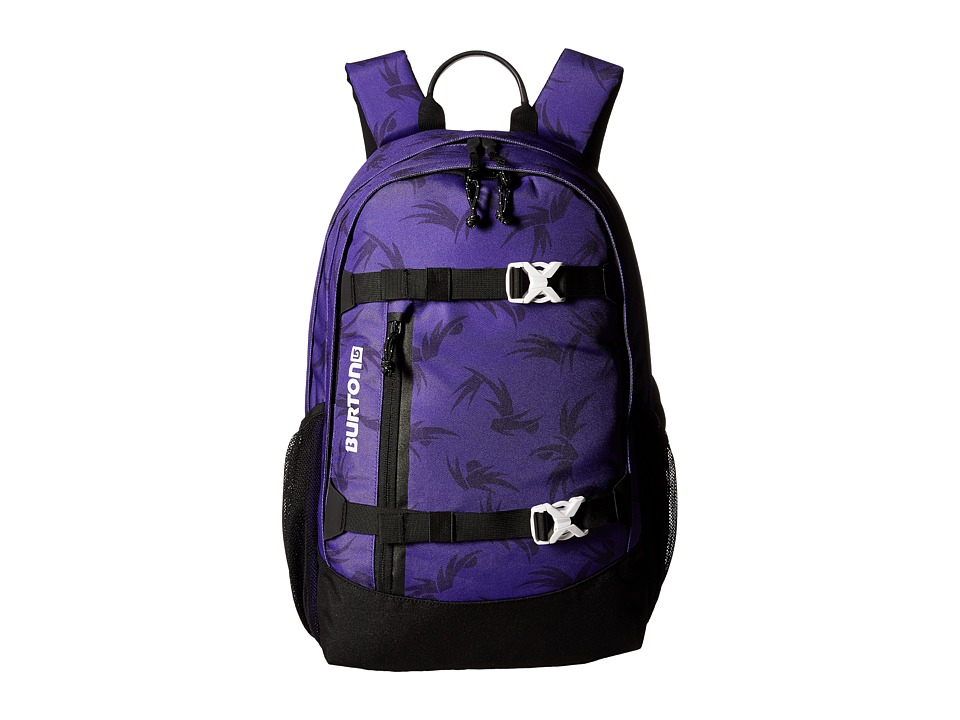 Burton - Dayhiker 25L (Grape Modern Floral) Day Pack Bags