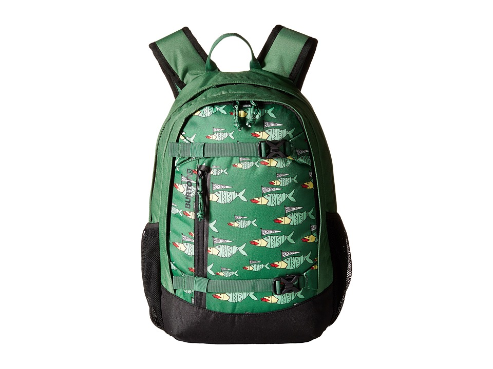 Burton - Day Hiker 20L Backpack (Little Kid/Big Kid) (Go Fish) Backpack Bags
