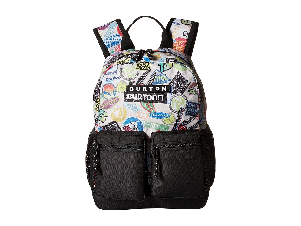 Burton - Youth Gromlet Pack (Big Kids) (Sticker Print) Backpack Bags