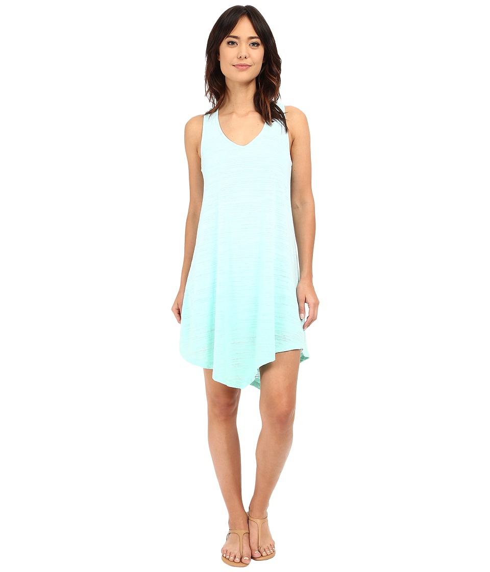 Splendid Ambrose Knit Dress (Aqua Glass) Women